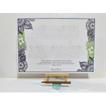 D.I.Y Doa Calligraphy Set