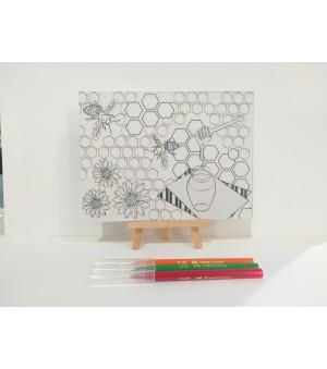 D.I.Y Doodle Set Lebah
