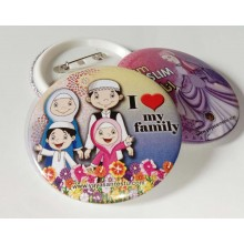 Button Badge 6