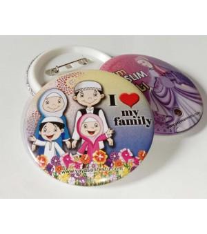 Button Badge 6