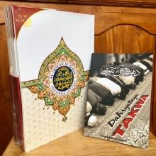 Al-Quran Lafziyyah Berjilid + Dahsyatnya Takwa