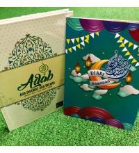 Buku ADAB + Diari Ramadan