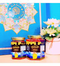Madu Qashmiri: Forest Sidr Honey 100% Pure (350g & 230g)