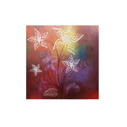 Art Piece (Cetakan Kanvas) – Allah