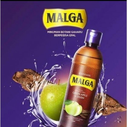 Minuman Botani MALGA
