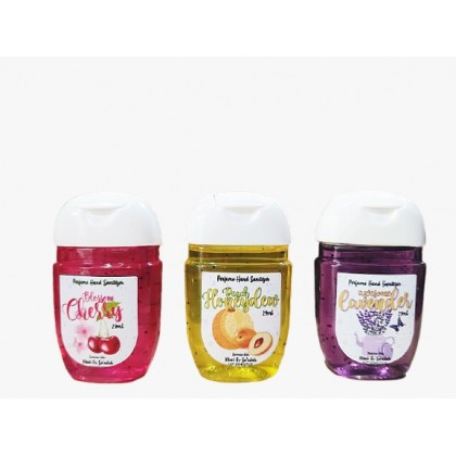 Perfume Hand Sanitizer Peach Honeydew