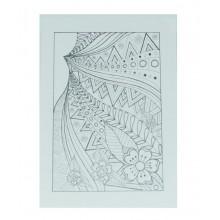 D.I.Y Colouring Kit -  Geometric