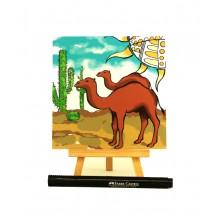 D.I.Y Doodle Art Magnet - Rehlah Nabawiyah 1