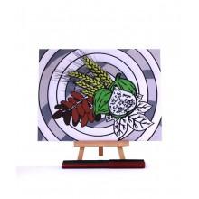 D.I.Y Doodle Art Canvas - Rehlah Nabawiyah 3