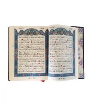 Al-Quran Mushaf Palestine Turquoise (Size A5)