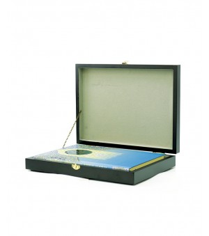 Kotak Vakrum Al-Quran Saiz A4 (Assorted Color)