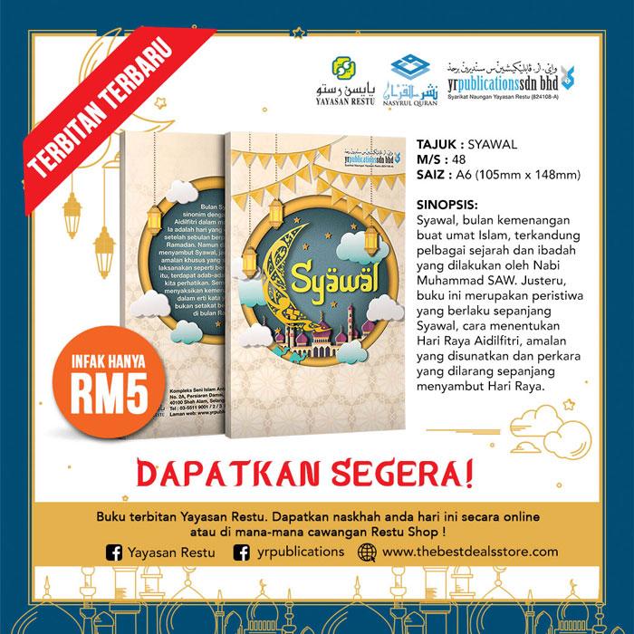 buku Syawal